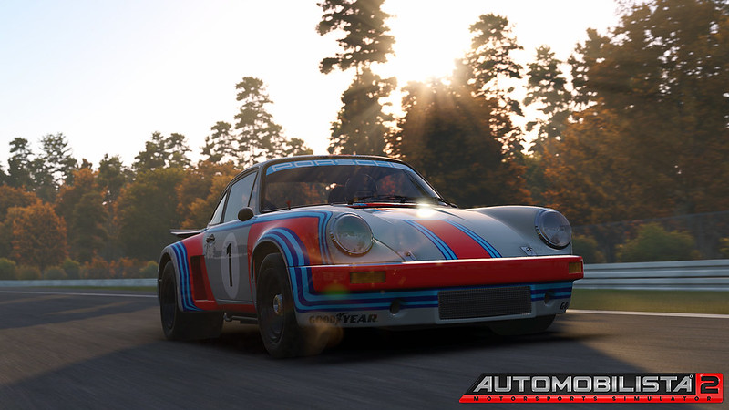 AMS2 Porsche 911 Carrera RSR
