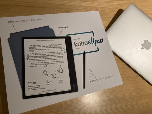 Kobo 10.2吋 電子書閱讀器