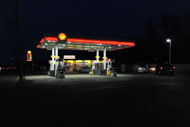 2019_3_Shell station_Pennsylvania