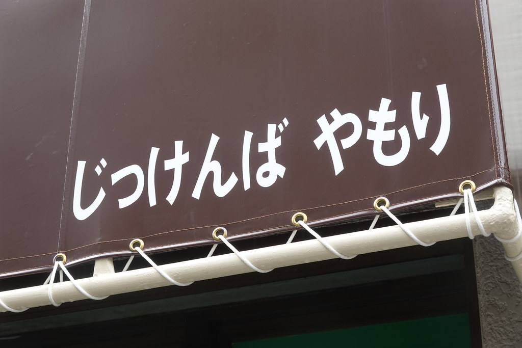 じっけんばやもり(東長崎)