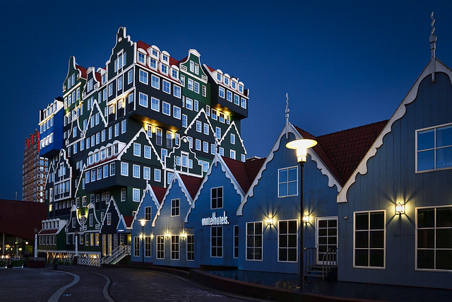 Inntelhotel, Zaandam