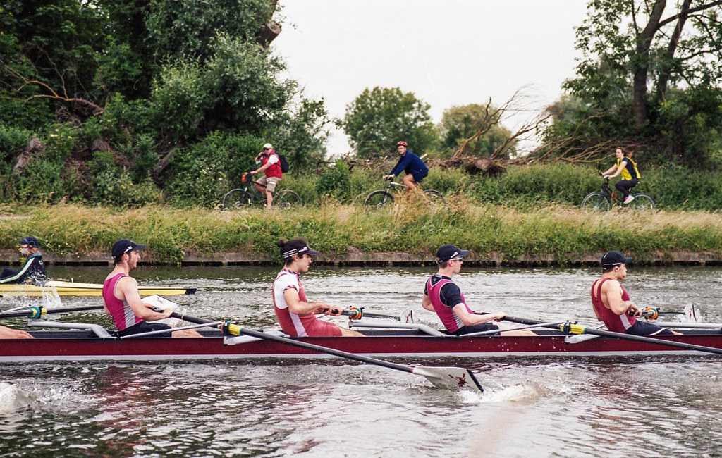 Cambridge rowing races