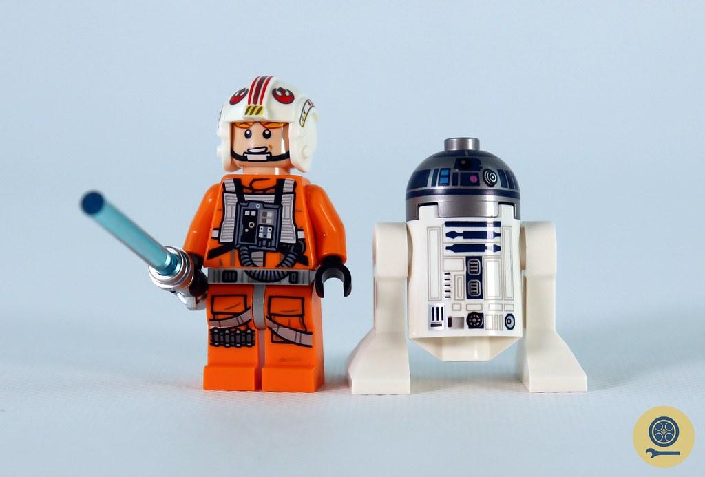 75301 Luke Skywalker's X-wing Fighter (3)