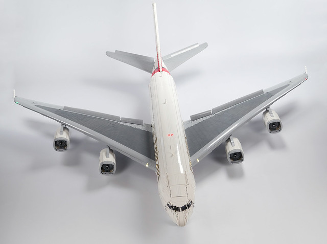 LEGO Emirates Airbus A380