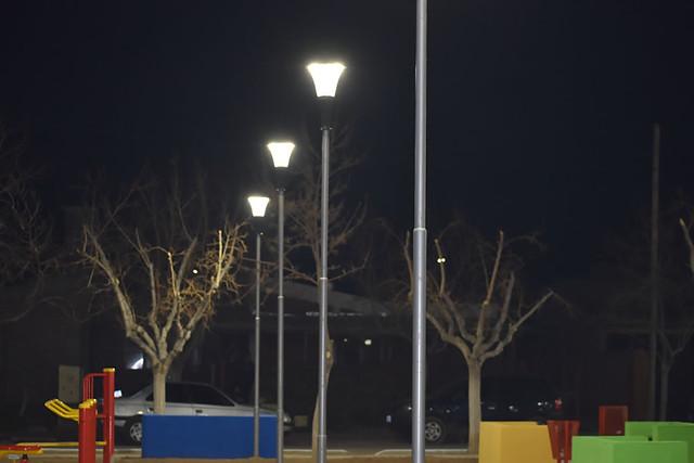 plaza nestor kirchner, plaza CIC ULLUM 2021