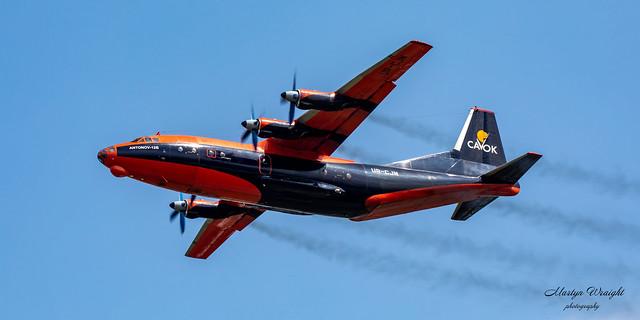 Cavok Air Antonov 12B
