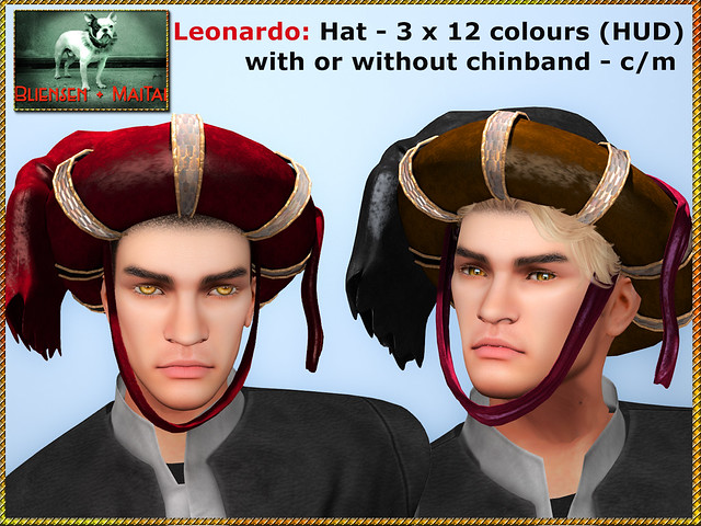 Bliensen - Leonardo - Hat