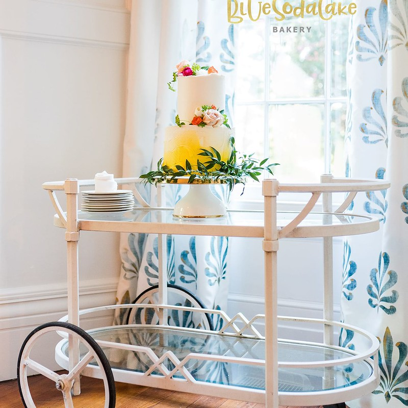 Cake by BlueSodaCake Bakery