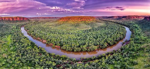 Victoria River Gorge