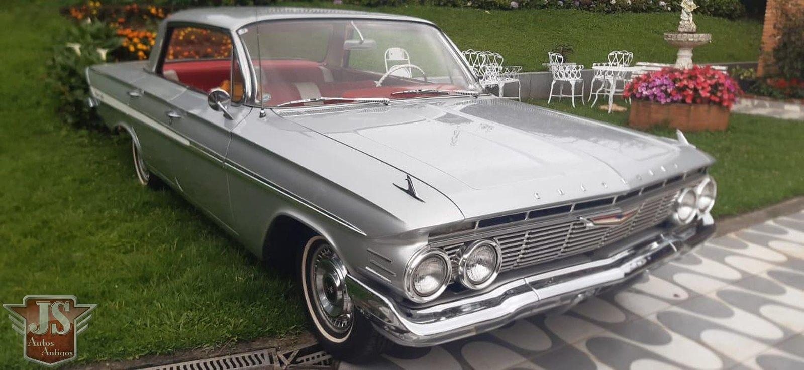 Impala 1961 Sedan 4 Portas 6 Cil.