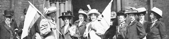 Marcha de las mujeres, Smyth