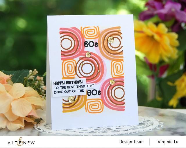 Altenew-Cool Decades Stamp Set-001