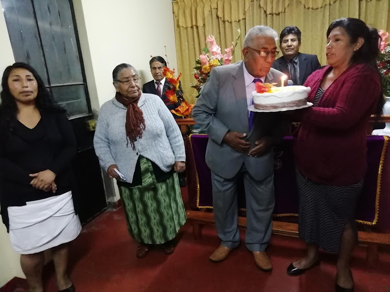 Biografia Matrimonio Pastoral Mamani Arando