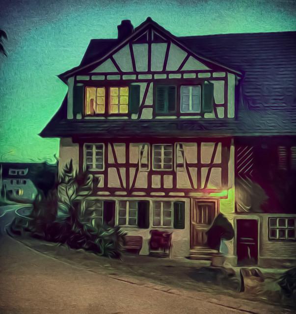 Fachwerkhaus Oberglatt