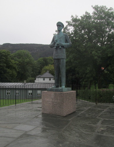 King Hakon Monument, Bergen