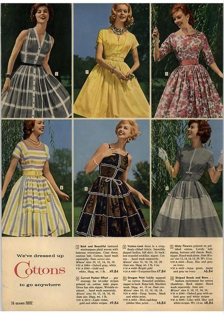 Sears Spring/Summer 1961