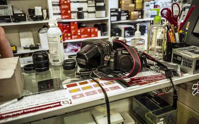 Contax G1 - Zeiss 28mm f/2.8