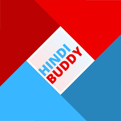 hindi buddy square logo