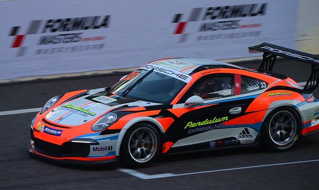 Shanghai - Porsche Carrera GT