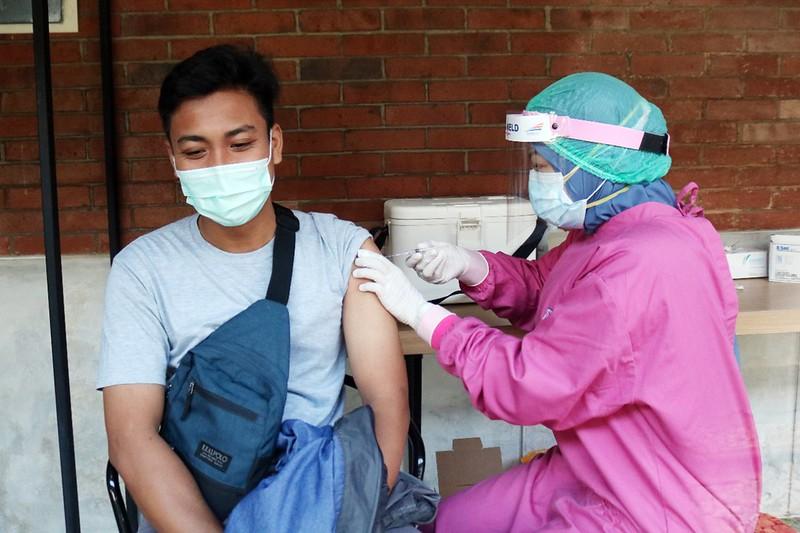 Vaksinasi PT KAI
