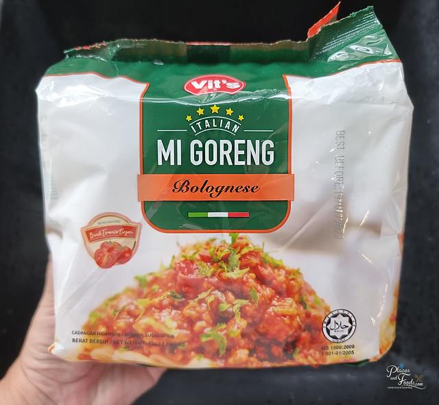 vits italian mee goreng bolognese