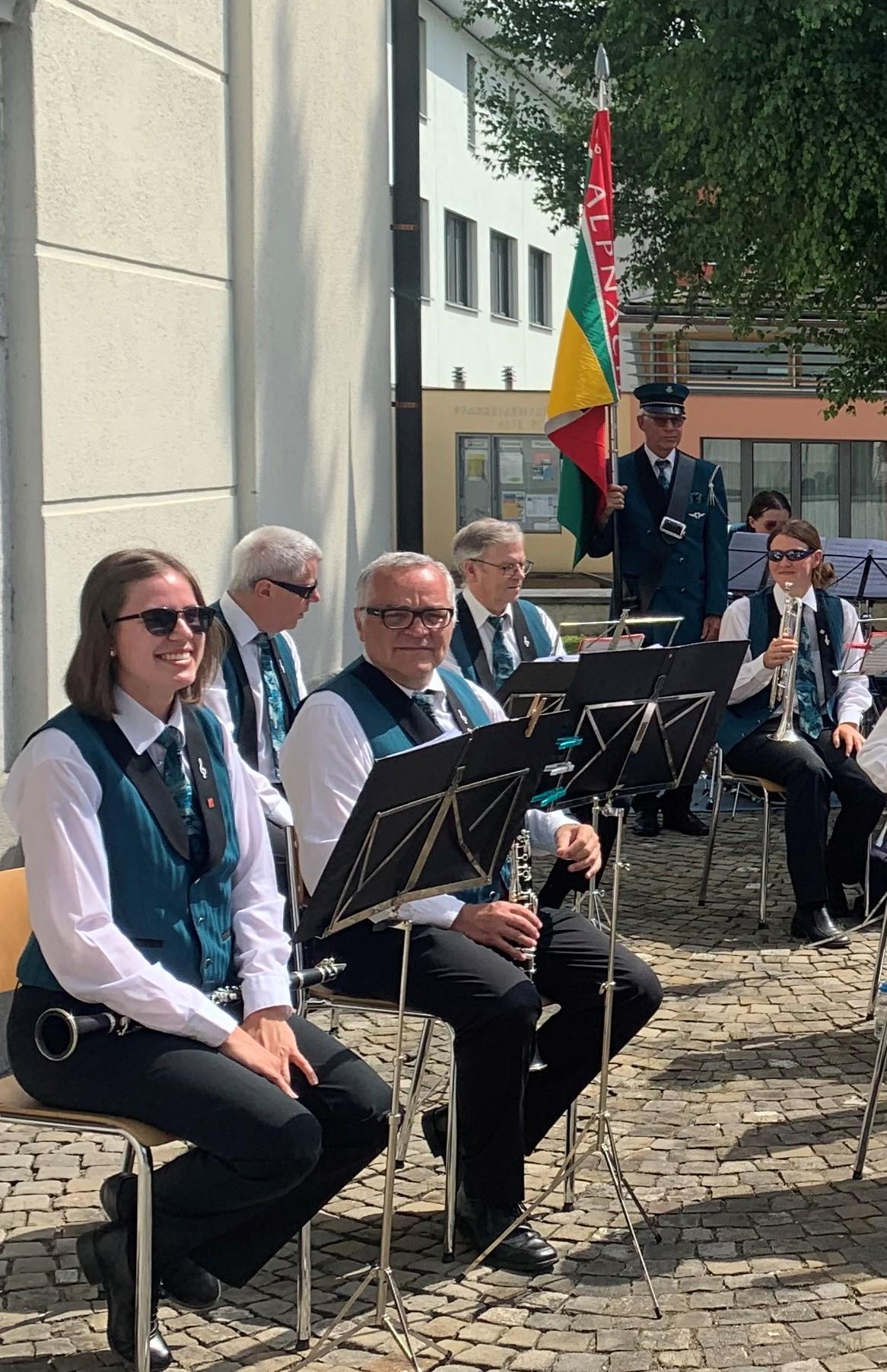 Weisser Sonntag Alpnachdorf