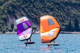 Foiling Week 2021 • Fraglia Vela Malcesine • Angela Trawoeger_K3I8070