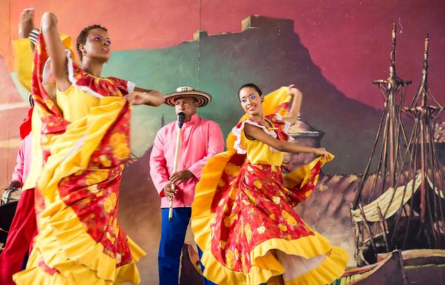 Tamborito Dance
