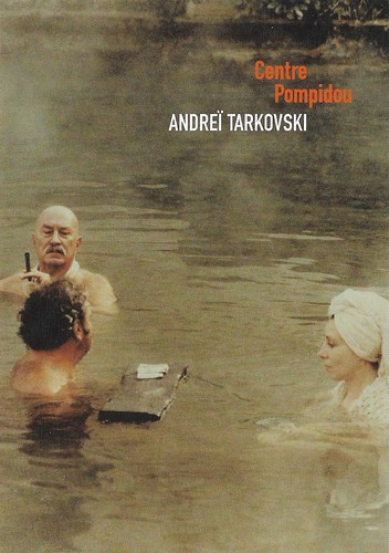 Tarkovsky retrospective Centre Pompidou (2002)