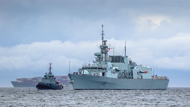HMCS Vancouver 331
