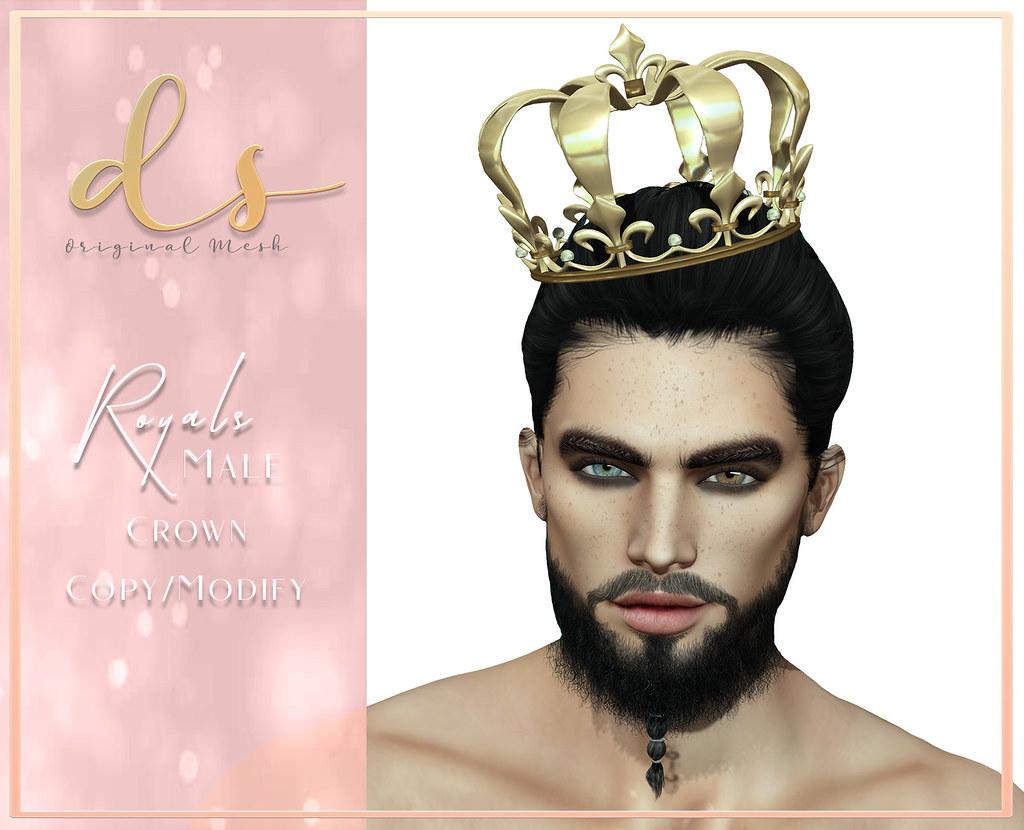DS – Royals Crown Male