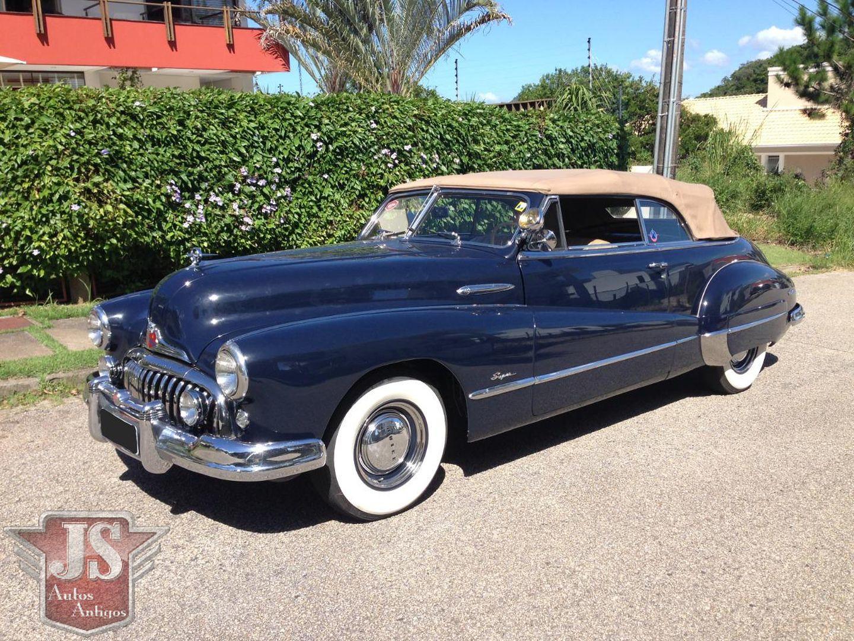 Buick 1947 Conversivel Super