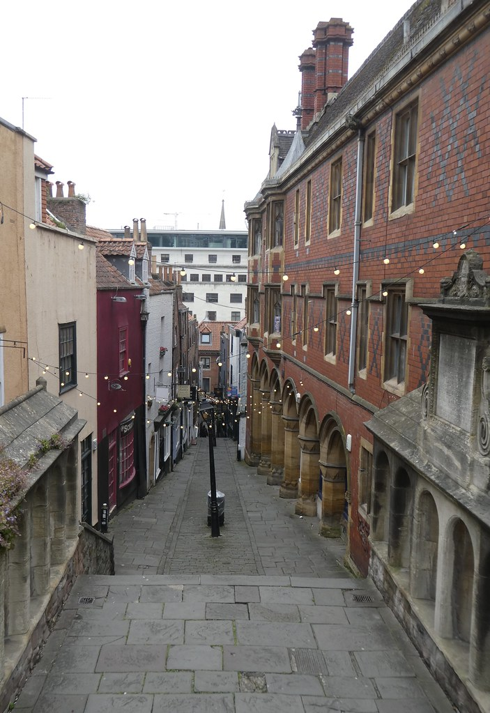 The Christmas Steps, Bristol