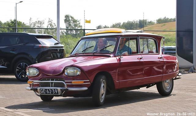 Citroën Ami 6 Confort 1964
