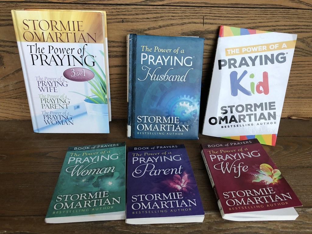 power of praying books