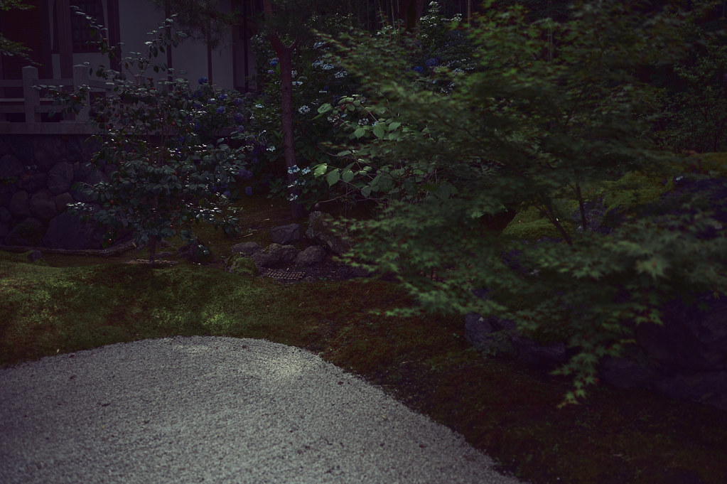 Kyoto Hōgon-in Temple in Early Summer