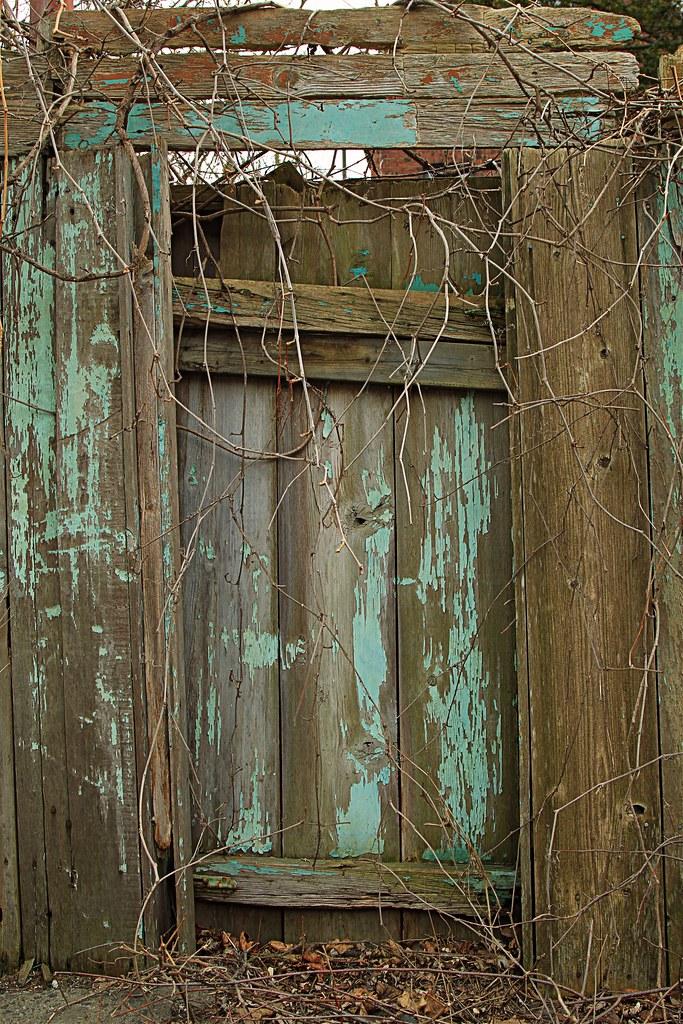 Turquoise Remains- Garage Series