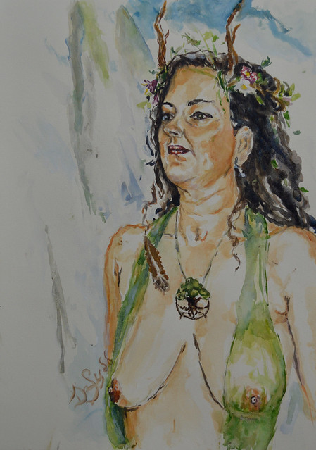 Lustful Godess 2