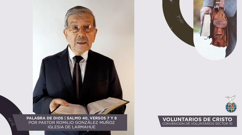 """""""Voluntarios de Cristo"""" Convención de Voluntarios Sector 10"""
