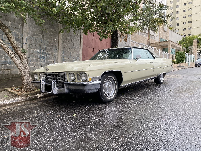 Cadillac 1972 Coupe de Ville
