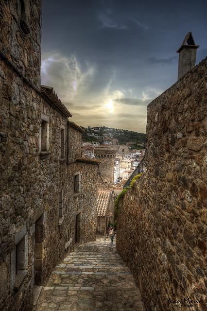 Tossa de Mar. Girona.