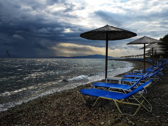 after the rain... summer morning 🇬🇷
