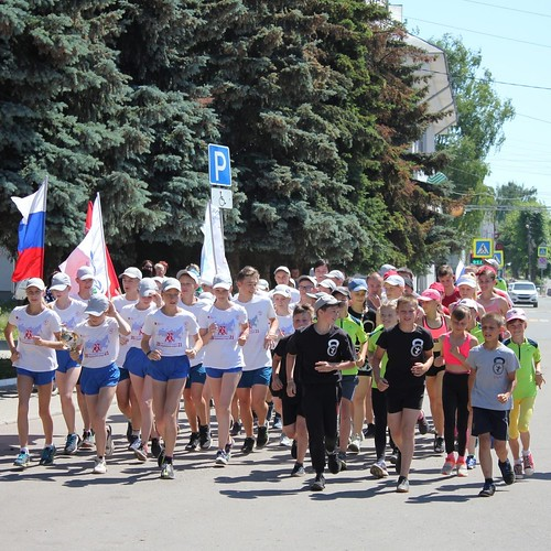 Russia-2021-06-26-Peace Road Marathon Promotes Healthy Lifestyle for Youth