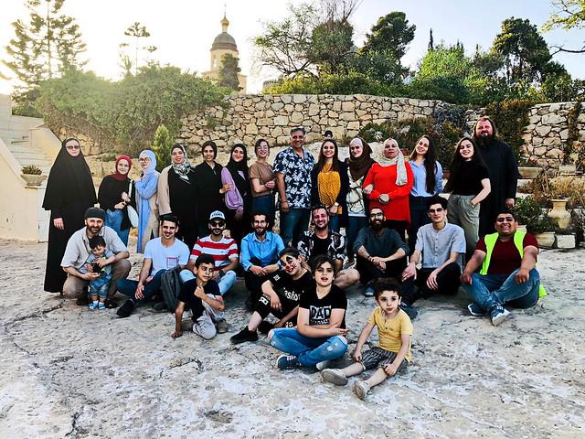 3 июля 2021 г, Неделя культуры Палестины в Хевроне