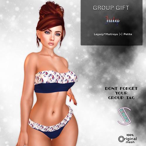 -Slackr :: Group Gift {July 2021}