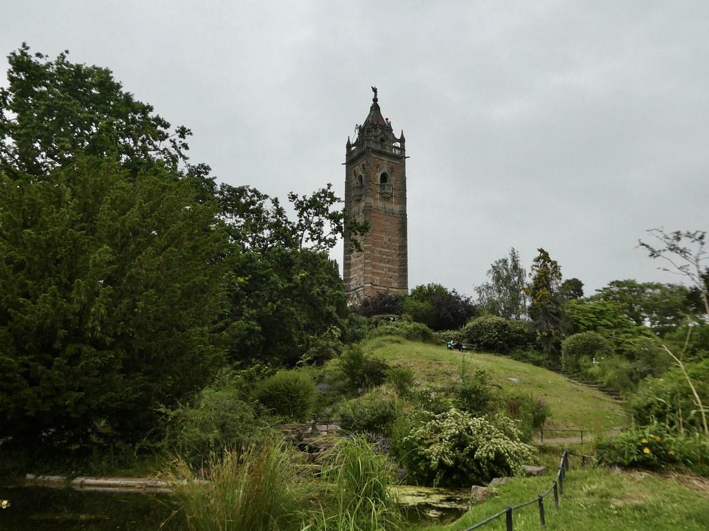 Cabot Tower, Brandon Hill, Bristol