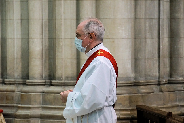 Rev Michael Smith Ordination St John's Norwich July21