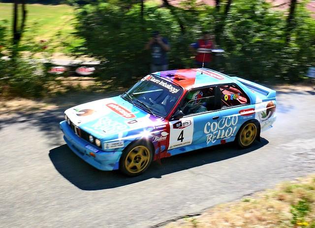 4 O Noberasco Gabriele ITA Noberasco Gabriele ITA Ferrara Michele ITA BMW M3 4 J2 A oltre 2000 Team Bassano SSD