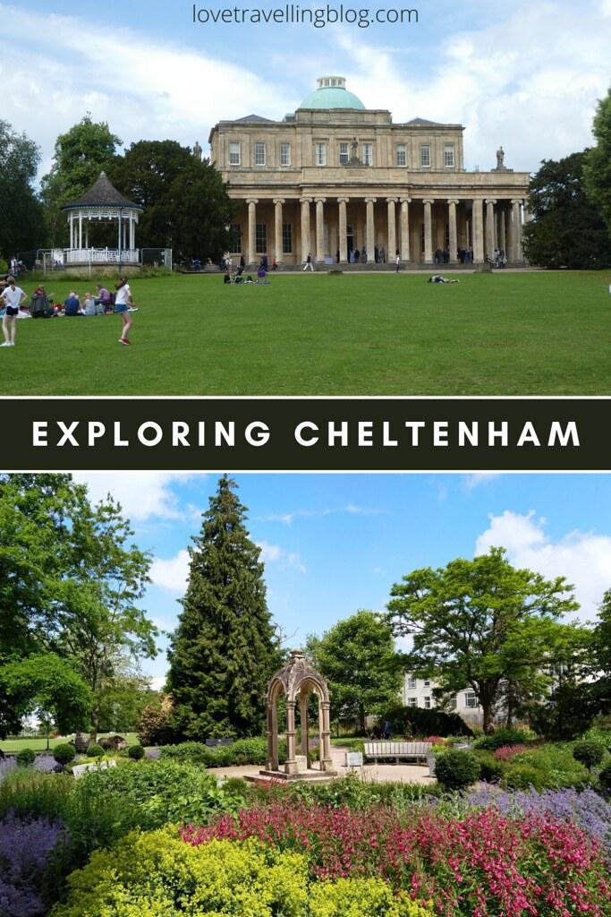 Exploring Cheltenham