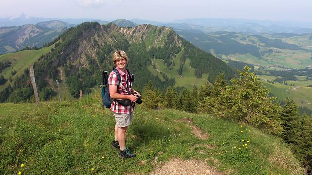 Genieße den Ausblick vom Kronberg